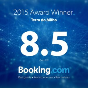 Booking.com Award 2015