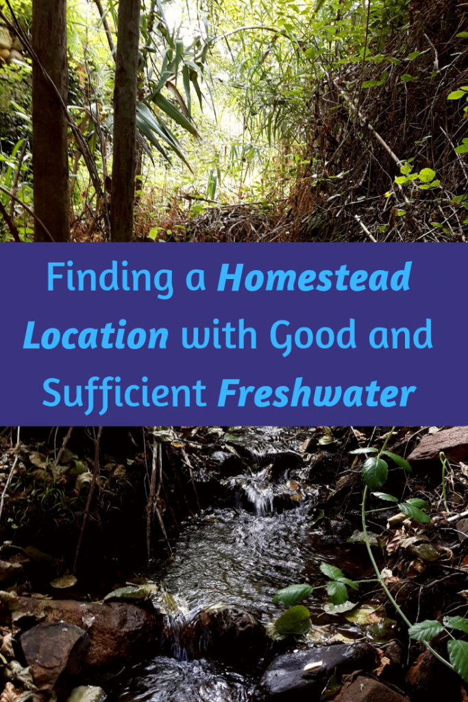 Homestead and Freshwater